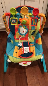 Bouncy seat rocker Fisher Price Chevy Chase, 20815