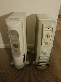2 Electric Space Heaters 4 mi