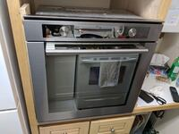 Whirlpool built-in electric convection oven (wos52em4as)