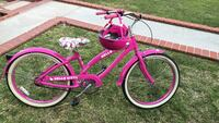 Pink Hello Kitty bicycle/negotiable  Fullerton, 92833