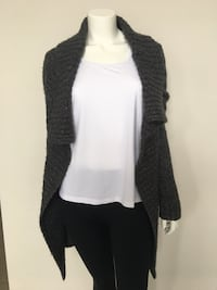 Mexx Grey Cardigan Burnaby, V5C