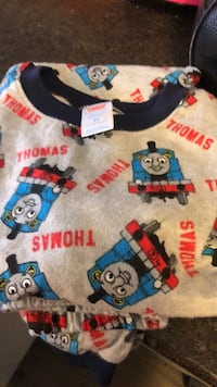 2t boys new  never warn Thomas pjs and Spider-Man sweater  London, N6G 0G6