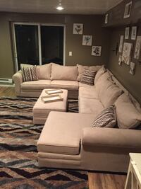 Couch w/ Chaise Lounge