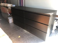 Chest of drawers and 2 night stands Tulsa, 74145