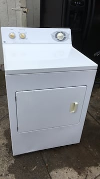 White front-load clothes washer Roanoke, 24012