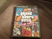 GTA Vice city for ps2