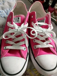 pair of pink Converse All Star low-top sneakers Palmdale