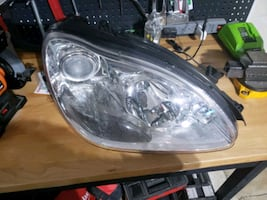 2004 Mercedes S430 passenger headlight