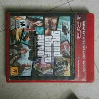 PS3 game GTA liberty city  Winnipeg, R3B 2S6
