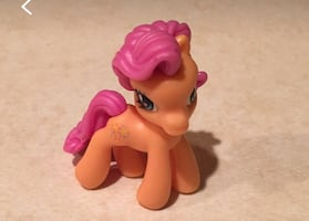2 inch my little pony