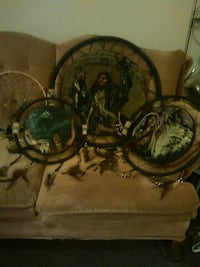 three Native American Indian dream catchers Warren, 44483