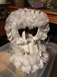 Wedding cake topper Christiana, 37037