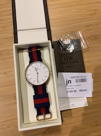 Daniel Wellington Oxford C 40mm watch Oslo, 0553