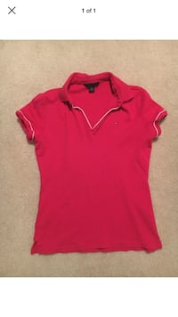 Tommy Hilfiger polo shirt women's size small Ashburn, 20148