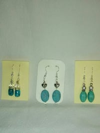 New handcrafted earrings Inverness