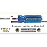 Picquic Super 8 + with reversible/ removable nut d Brampton