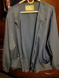 Lot of Ceil Blue Scrubs with Jacket