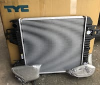 Jeep Liberty sport radiator New in box !(firm) Belleville, 07109