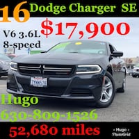 Dodge - Charger - 2016 Arcade