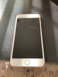 Gold iPhone 7+ 128GB, clean IMEI Montgomery Village, 20886