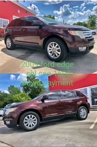 1500 down payment Ford - Edge - 2009 Houston