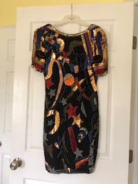Sequin and beaded dress Gaithersburg