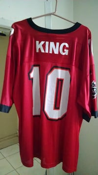 Buccaneers Shawn King jersey Saint Petersburg, 33711