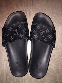 Louis Vuitton slide on sandals  Calgary, T2R 0E5