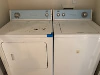 SET WASHER AND DRYER  Union City