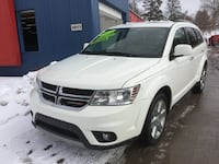 2014 Dodge Journey FWD 4dr Limited GUARANTEED CREDIT APPROVAL! Des Moines