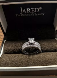 Jared's Engagement & Wedding Ring