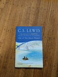 CS Lewis.. out of the silent planet Delta, V4C