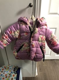 Toddler winter jacket. Size 2T-3T