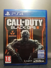 Jeux ps4 call of duty black ops 3