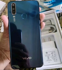 Vivo Y17 128 GB only one day old.