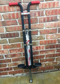 Basically New Pogo Stick—Used a couple of times and stored in garage