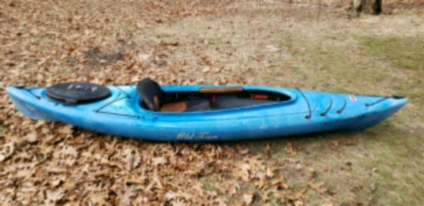 Old Town Kayaks For Sale >> Used Old Town Kayak For Sale In Derry Letgo