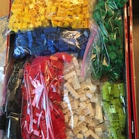 Over 10000 Lego pieces with 4 ground legos Woods Cross, 84087