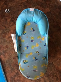baby's blue and yellow bather Tucson, 85711