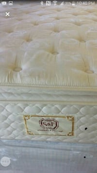 New Queen size bed can deliver pillow top  Riverview, 33578