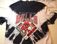 Chicago Bulls 3 Pointer Tie Dye Shirt Little Rock