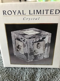 Royal limited crystal picture frame American Fork, 84003