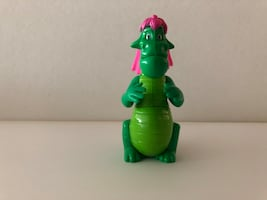 1996 Petes Dragon Disney Masterpiece McDonalds Happy Meal Toy