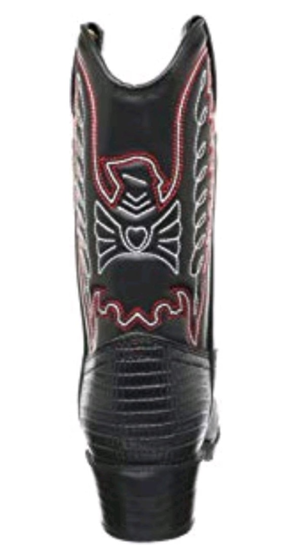NEW Big Kids Size 2 DURANGO BOOTS [Retail $65+tax] w/Metal Tip 21a7b898-94e9-4ddf-a801-7411d8777180
