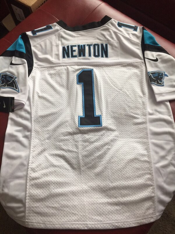 premium selection 2fb02 642a4 NFL Carolina panthers jersey Nike Size XL
