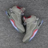 """Air Jordan's 5 retro """"Camo"""" Fire Red (Limited Edition) Mississauga, L5M 6W5"""