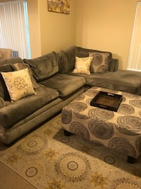 Couch and accessories for sale!  Scottsdale