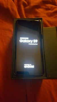 MINT Samsung galaxy S9  Winnipeg, R3A 0J7