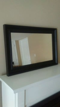 IKEA Mirror - Black Brown / 3'x2' Approx Surrey, V3S 3T1