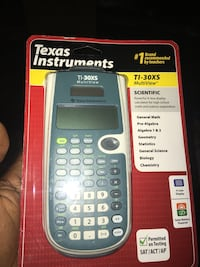 black Texas Instruments TI-84 Plus CE Alexandria, 22309